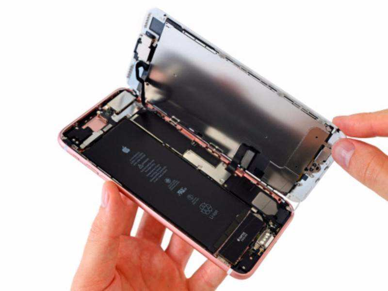 Image result for iPhone 8 innards