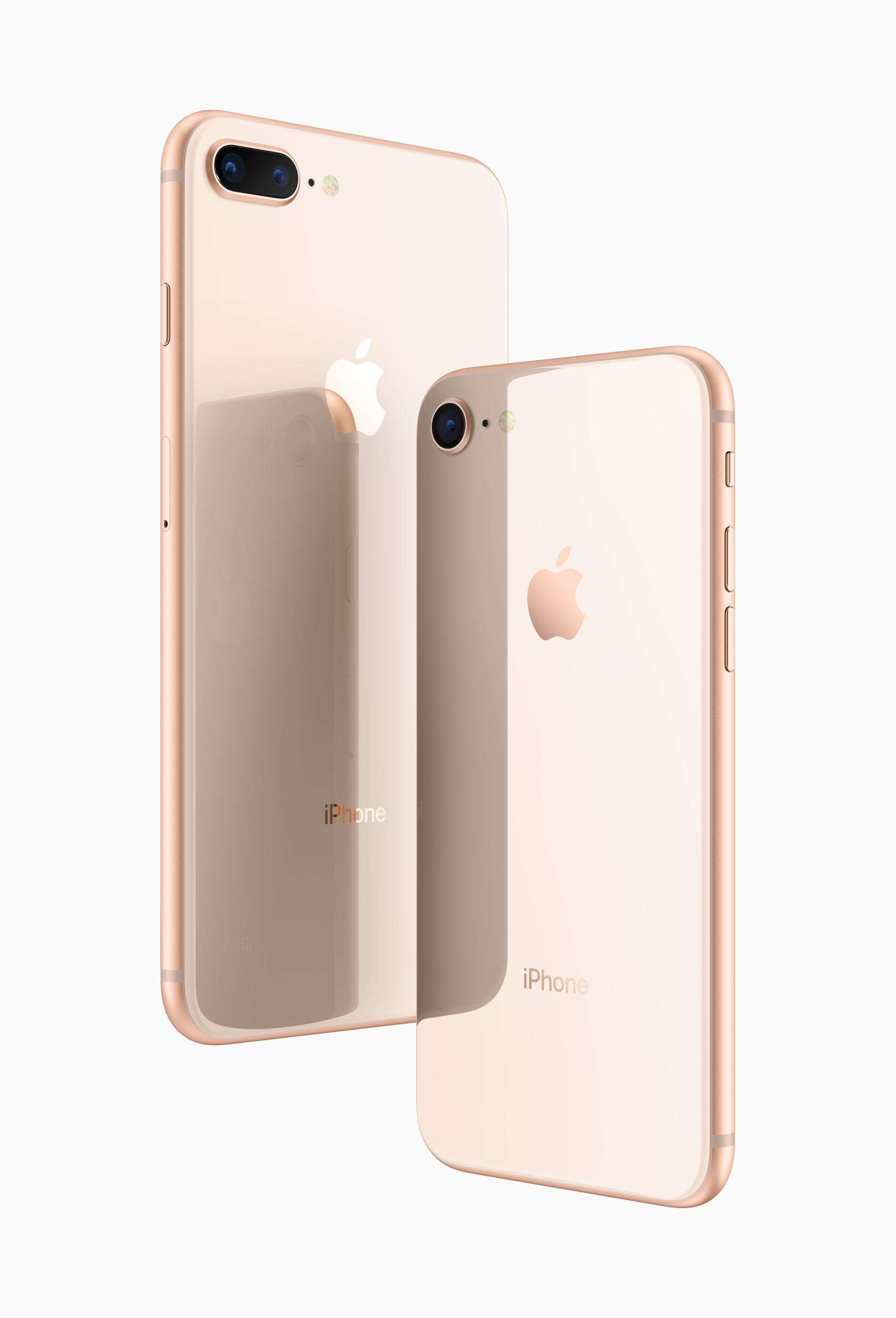 Apple launches iPhone 8 and iPhone 8 Plus: India pricing, availability and other details | Gadgets Now
