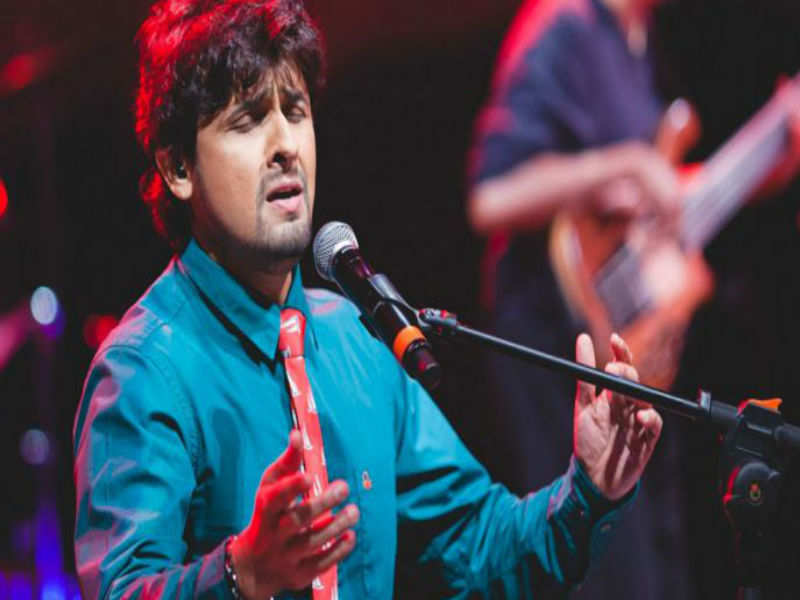 Did you know Sonu Nigam has lent his voice for  Gumnaami ? - Times of India