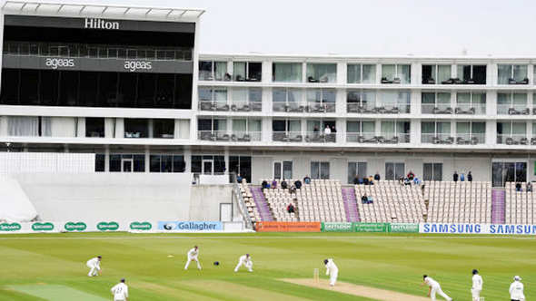 Rose Bowl Cricket Ground Southampton Times Of India