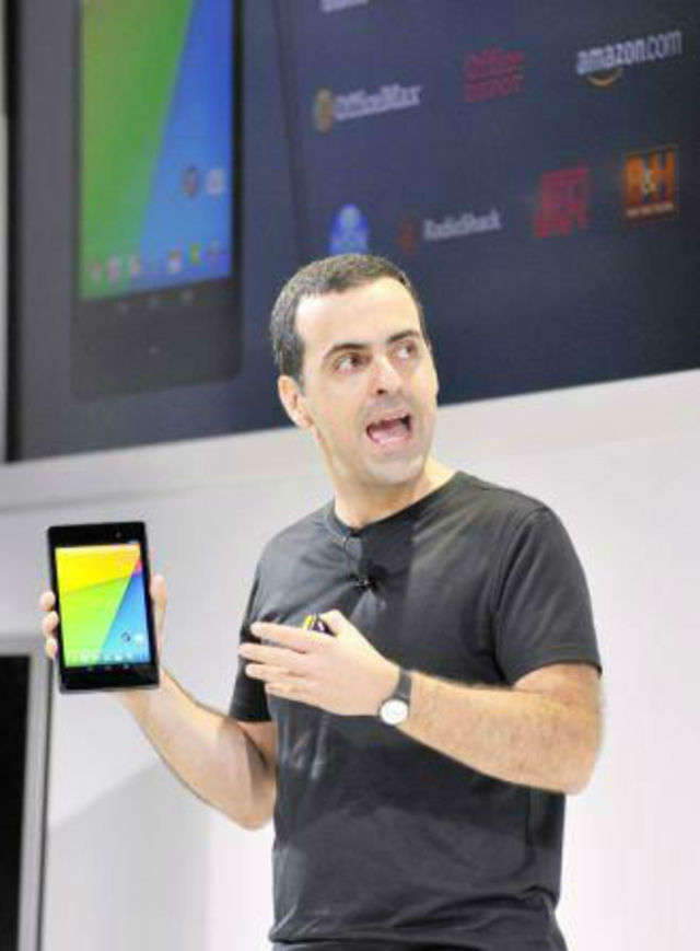 Barra was a key executive within the Android team and his departure sparked rumours that it was not a career move.