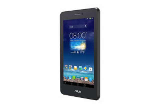 Asus has launched its new dual-sim, voice calling enabled tablet, Fonepad 7 Dual Sim in the Indian market at a price of Rs 12,999.