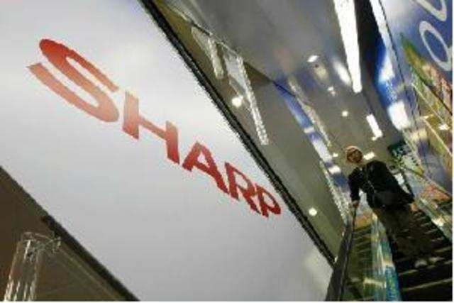 Sharp Corp said it has not received a proposal from Hon Hai Precision Industry Co to resume discussions about the Taiwanese company taking an equity stake.