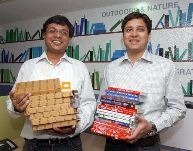 With a large cash pile of over $1 billion, co-founders of Flipkart, have gathered a war chest to fight the onslaught of Jeff Bezos' Amazon in India.