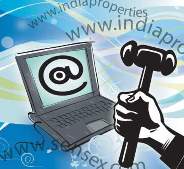 Centre on Wednesday told Supreme Court that reach and impact of internet was wider and the level of restriction on this medium should be higher in comparison to print and television. (TOI illustration)