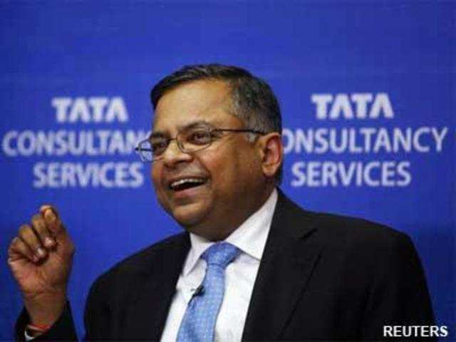 TCS reported a net profit of Rs 6,110 crore ($913.8 million) in the October-December quarter, up from Rs 5,440 crore a year earlier.