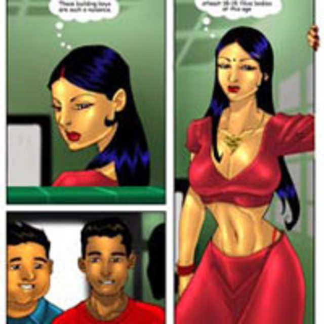 Where can we download a free Savita Bhabhi PDF? - Quora