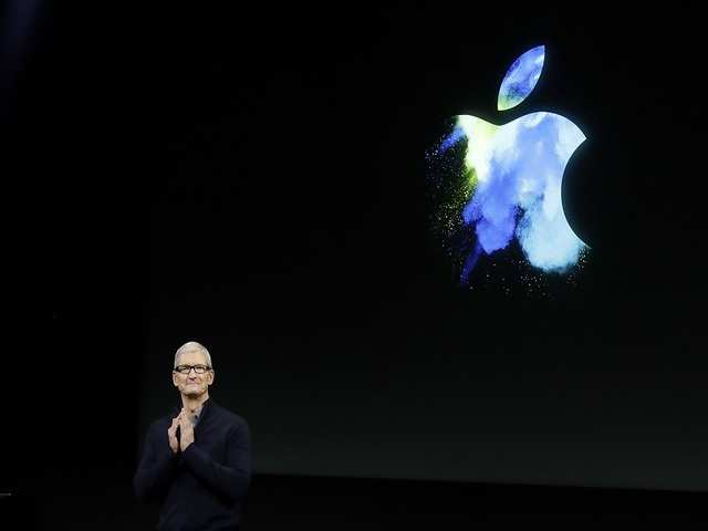 India figured 'big' once again during Apple's earnings call. With growth slowing down in China, Apple CEO Tim Cook seems clearly betting big on the country.  Cook used some superlatives for the growth and the potential that Apple sees in the Indian market.  Here's all that CEO Tim Cook said about India during the company's Q2 earning's call.