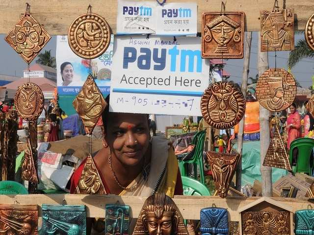 Paytm is one of India's commonly used e-Wallet service.
