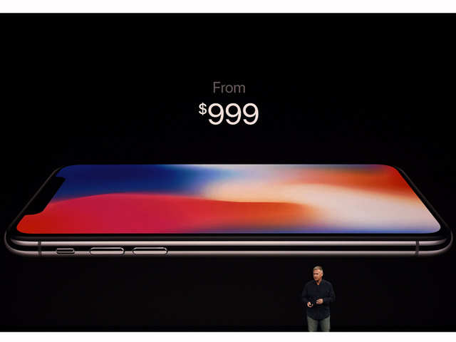 At Rs 1,02,000 for 256GB, the Apple iPhone X sets new high for mainstream smartphones' pricing.