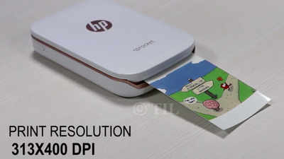 HP launches Sprocket, a pocket-sized printer for Rs 8,999