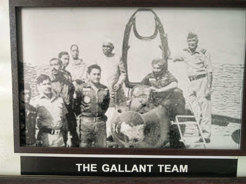 Gallant team