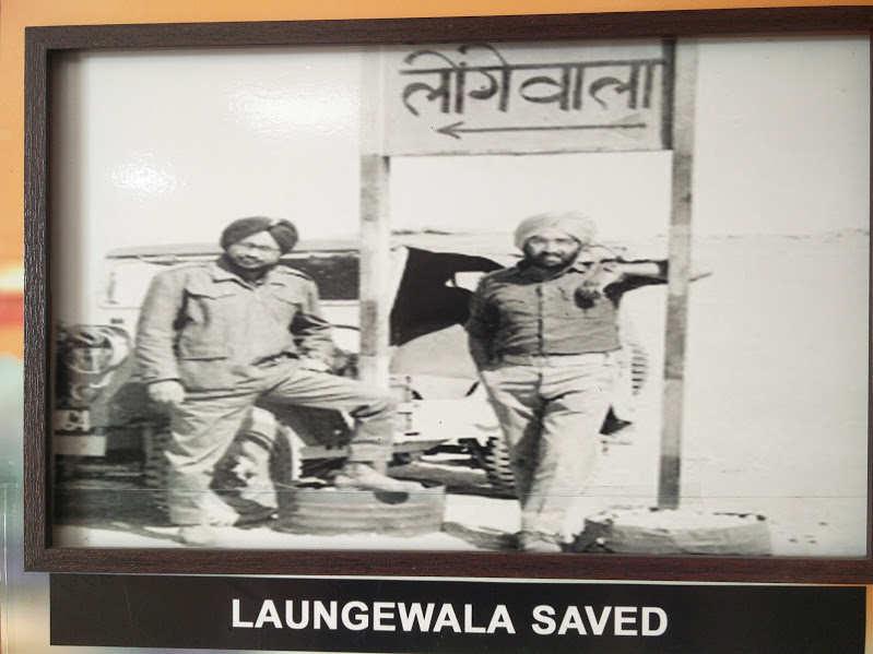 Longewala saved