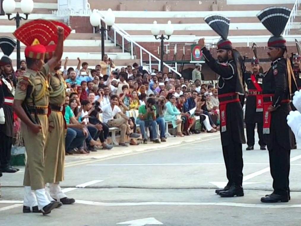 Retreat blog - BSF and Rangers Retreat Attari