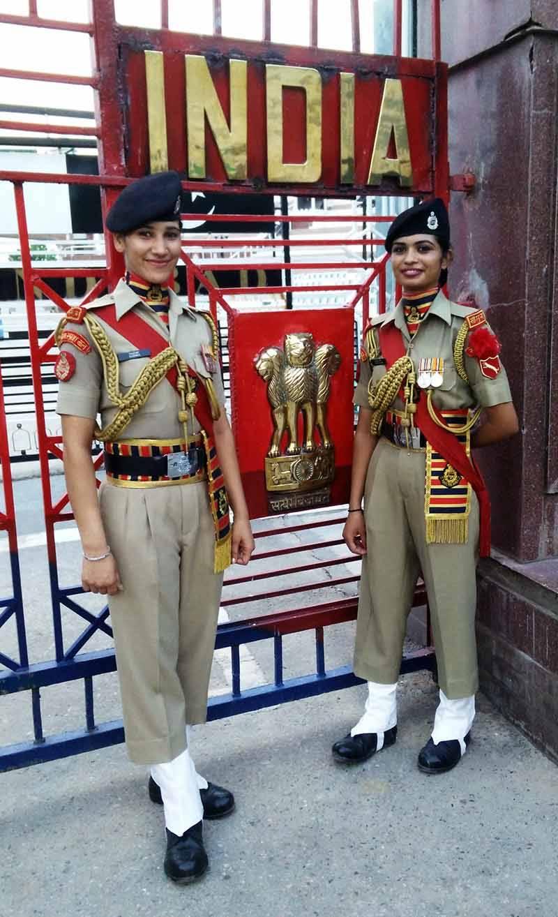 Women Blog - BSF Women Constables Attari