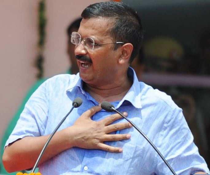 Arvind Kejriwal shocked