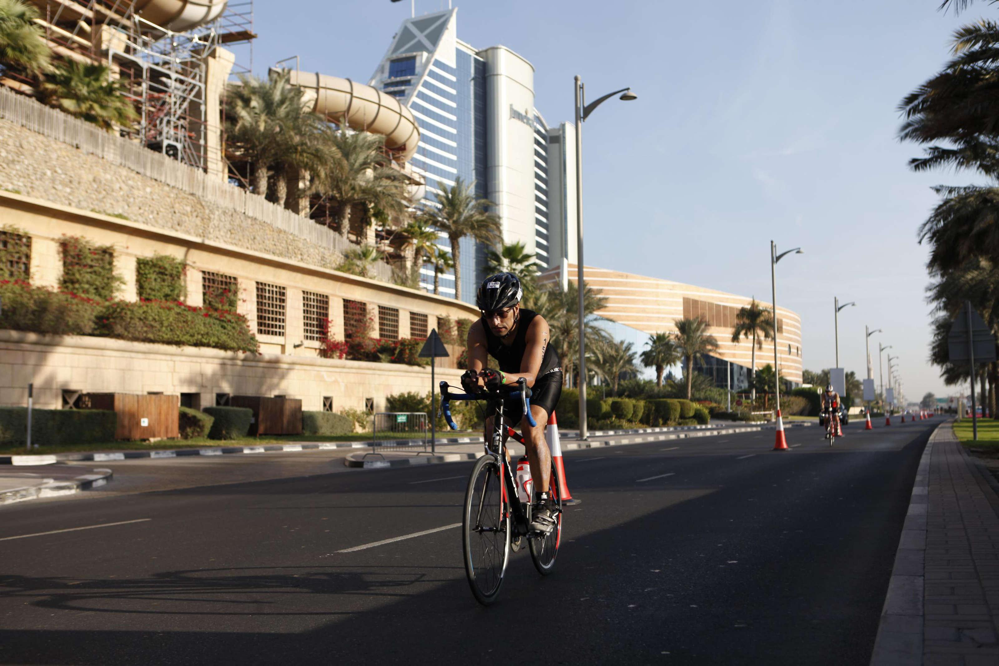 cool bike pic_jumeirah