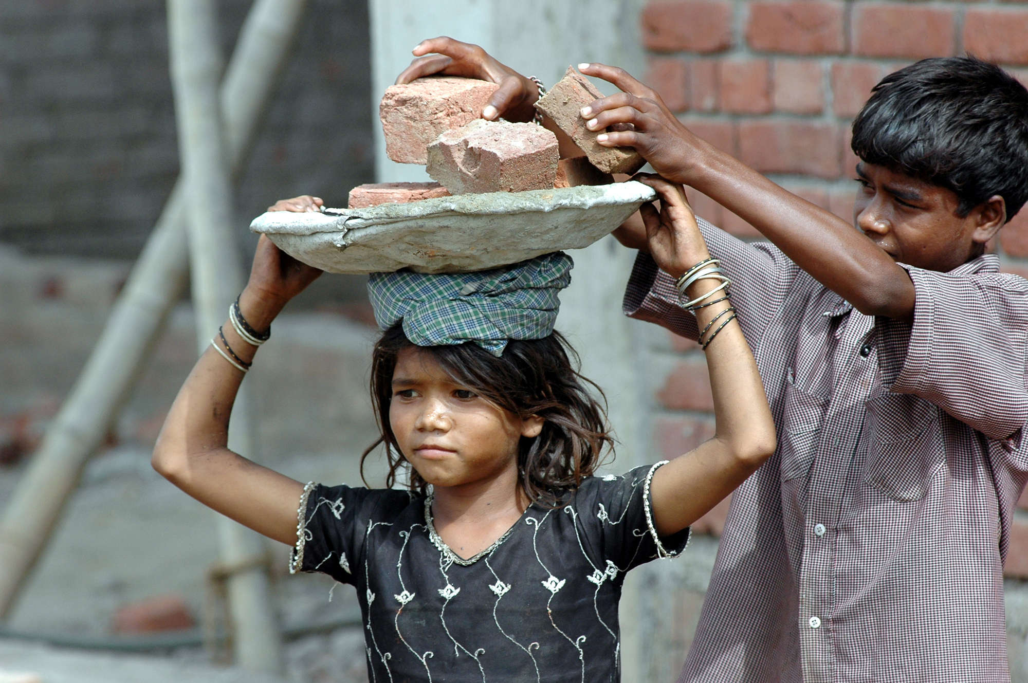Stop enslavement of our children: Despite laws criminalising it, child  labour and trafficking continue apace