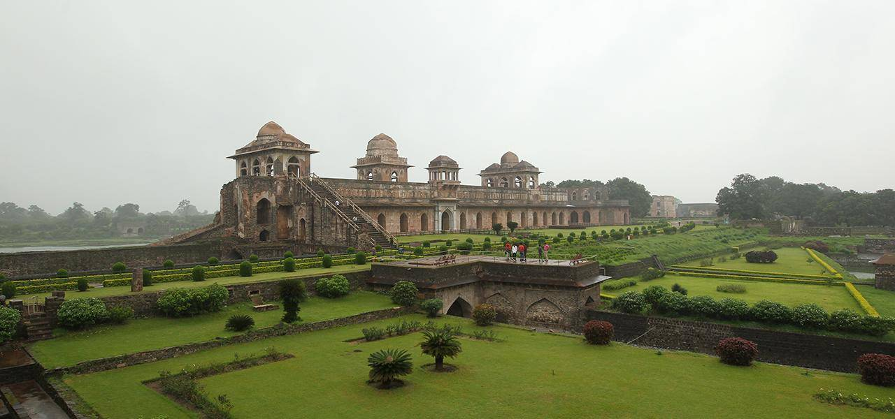 With Love, from the Ruins of Mandu