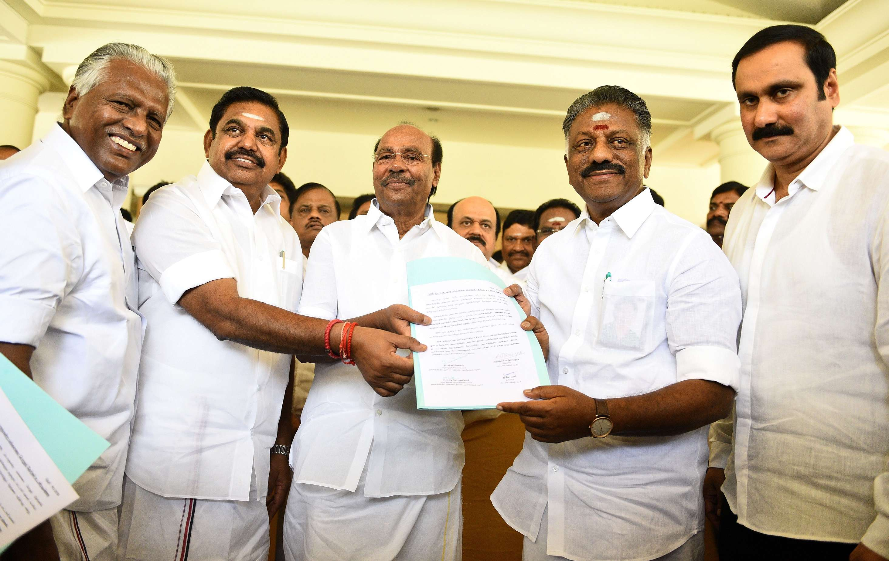 Surprise! AIADMK is among India's most collegial parties today