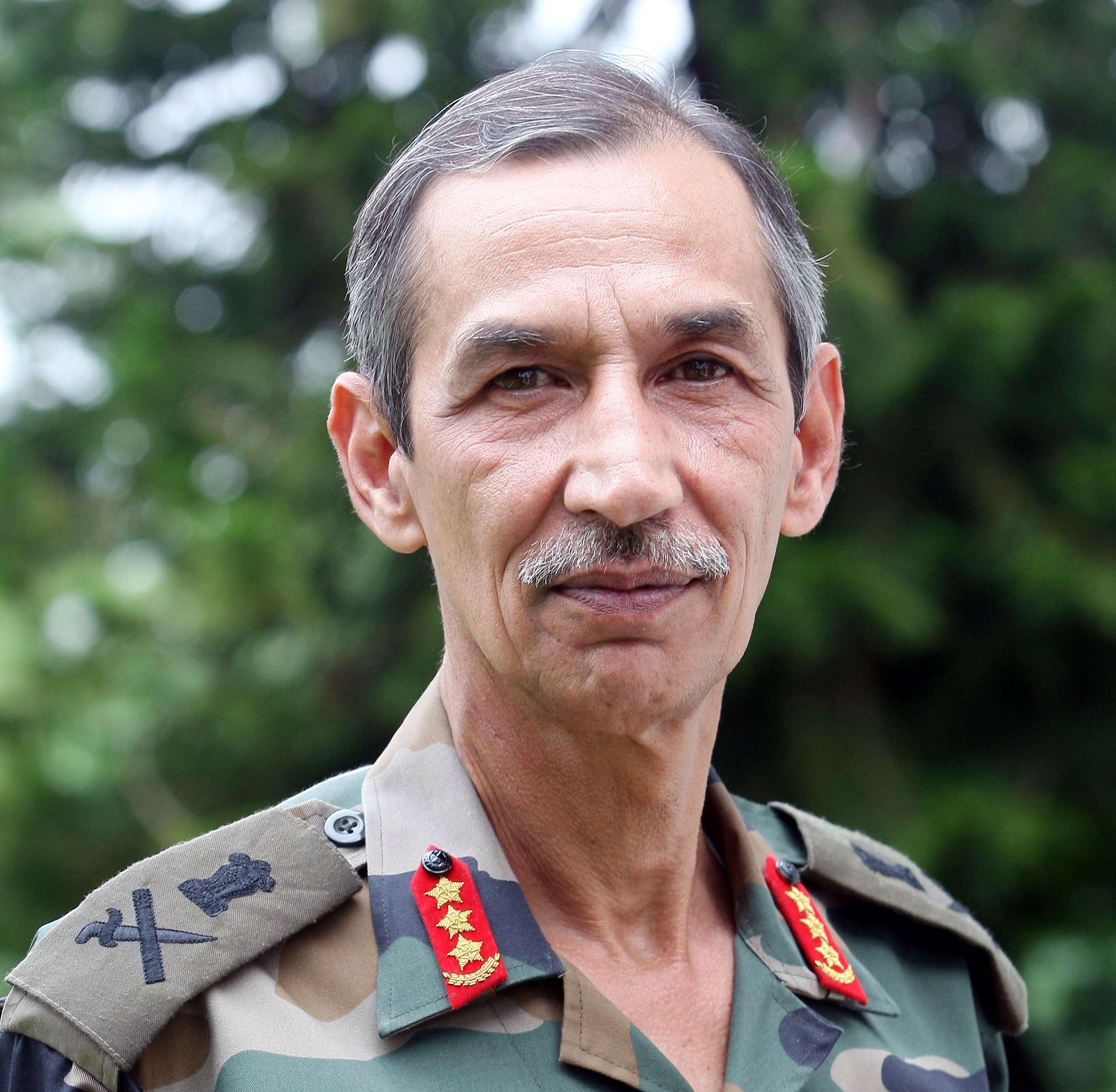 Lt Gen DS Hooda