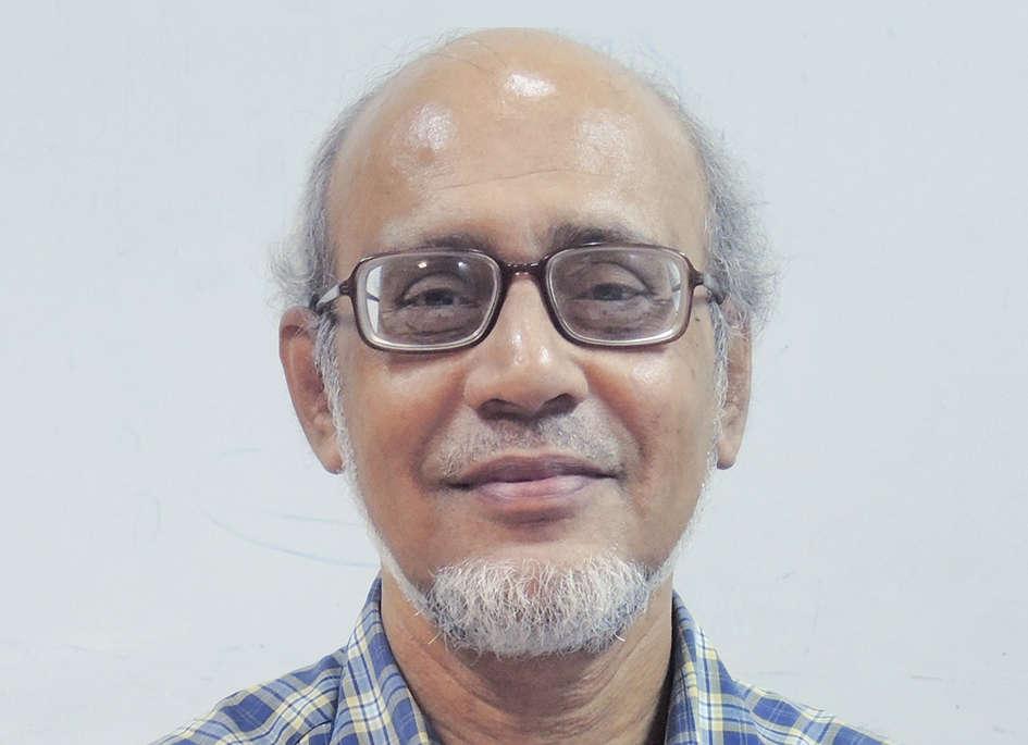 Partha P Majumder