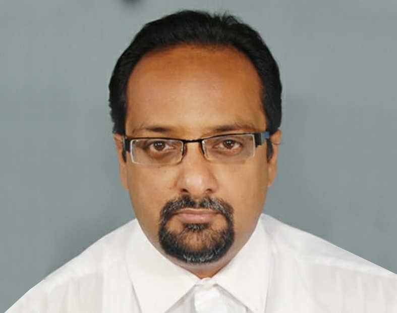Shibashis Chatterjee
