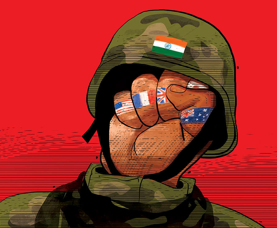 Long view from Ladakh: Galwan's lesson is that India needs allies against China. Three kinds of alliances are possible