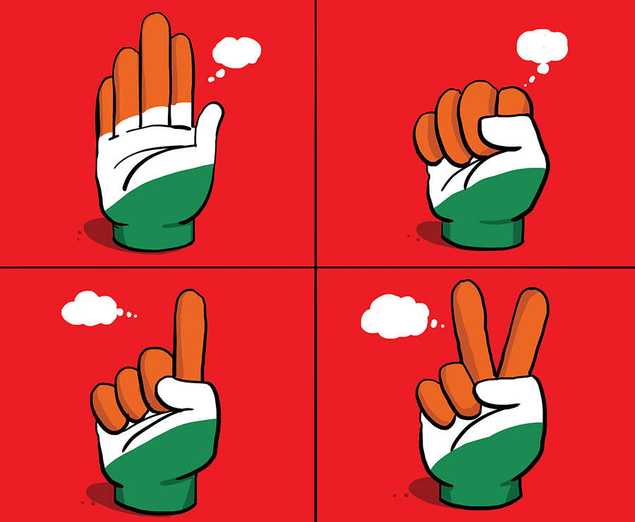 Wake up, grand old party: Regional parties do not add up to a pan-Indian whole. Opposition desperately needs a Congress revamp