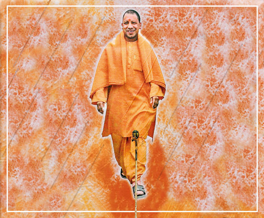 Yogi factor in UP polls: CM's probably delivered to Hindutva voters. But his record on economy is much more mixed