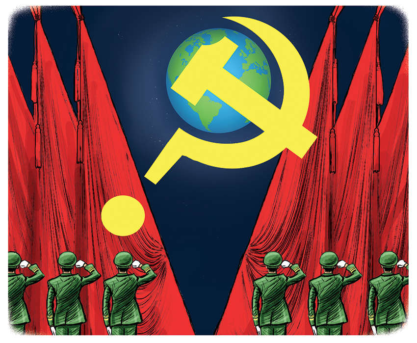 CCP at 100: Great success, big questions – China's technocratic communists want world domination. But political, economic tensions abound