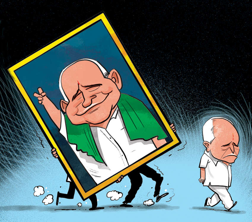 BJP, BSY and a big plan: Yediyurappa's exit is a calculated risk by saffron party's central leadership