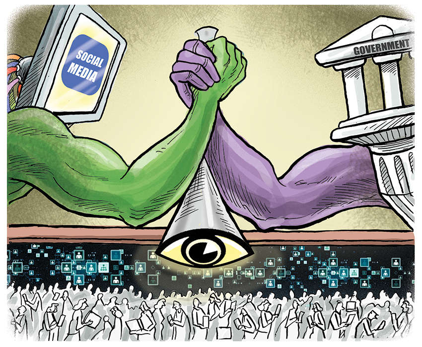 What about us? In government versus social media fights, there's only one loser: the user