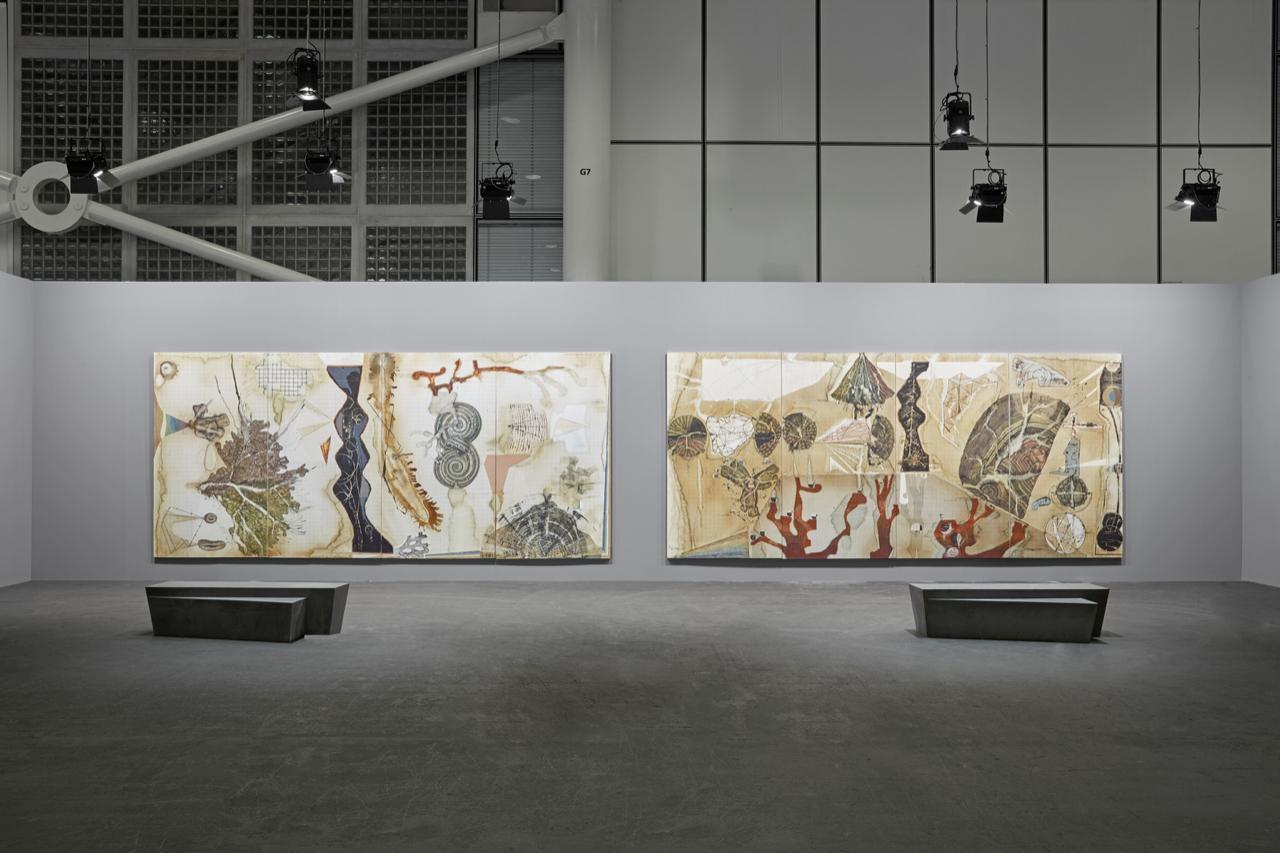 Jitish Kallat's Palindrome Storms Art Basel
