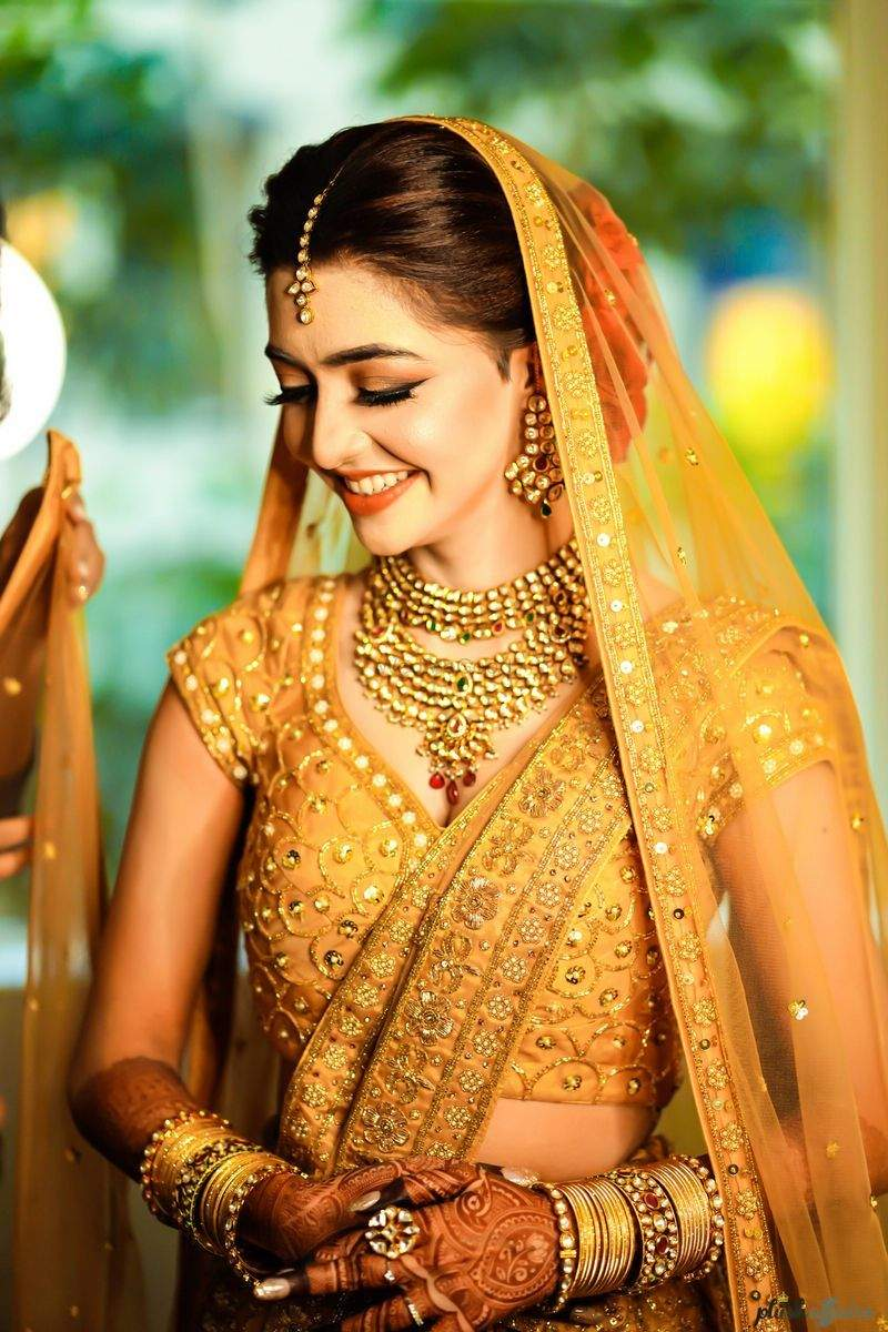 Things To Remember For A Bride At Indian Wedding By Blogger Duniya