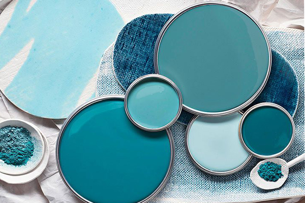This Color Stands True To Its Earance Peaceful Calm And Gentle Blue Has Tremendous Manage Stress It S A Very Soothing That Helps