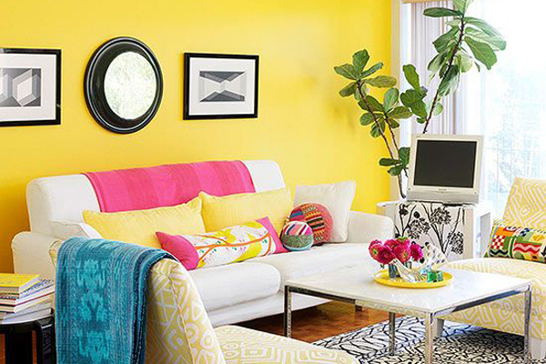 There S Something Very Positive About This Color That Makes You Feel Lively And Energetic The Moment Lay Your Eyes On It So If Want To Jump Start
