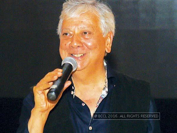 Vijay Singh, the director of the film (BCCL)