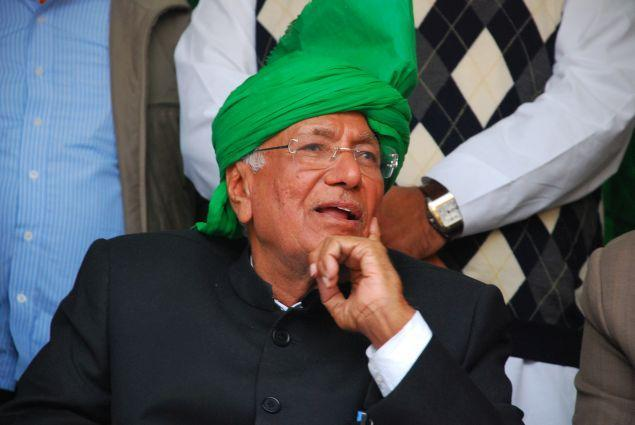 Om Prakash Chautala - I