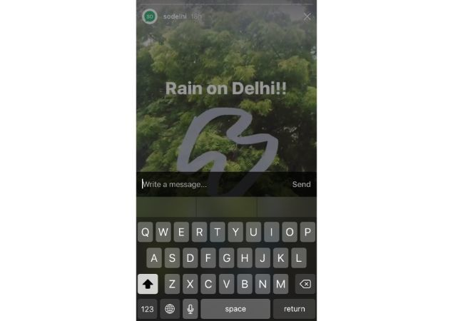 Instagram how to post instagram stories gadgets now thats all you it takes to post your instagram stories these stories appear as circular icons on the top of your instagram news feed ccuart Gallery