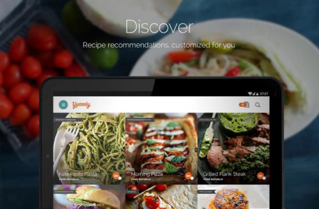 Try these three apps to rustle up a meal in no time gadgets now one can also add recipe ingredients to the shopping list available on the app by pressing a single button so that the next time you are out for groceries forumfinder Choice Image