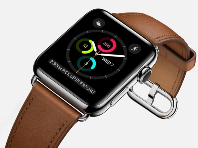 64d954a87 While the Apple Watch was splash proof