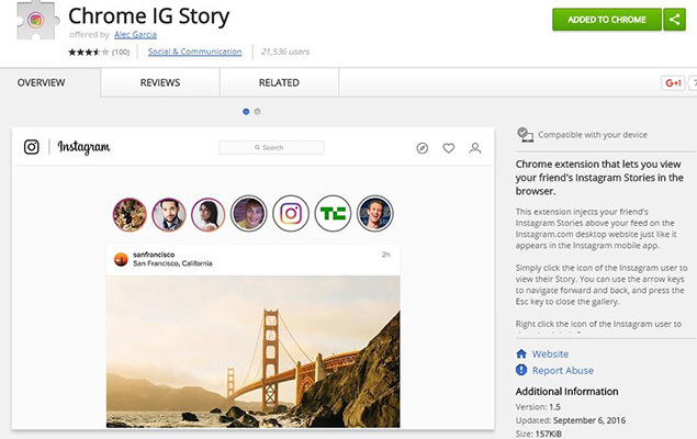 how to save instagram profile pics
