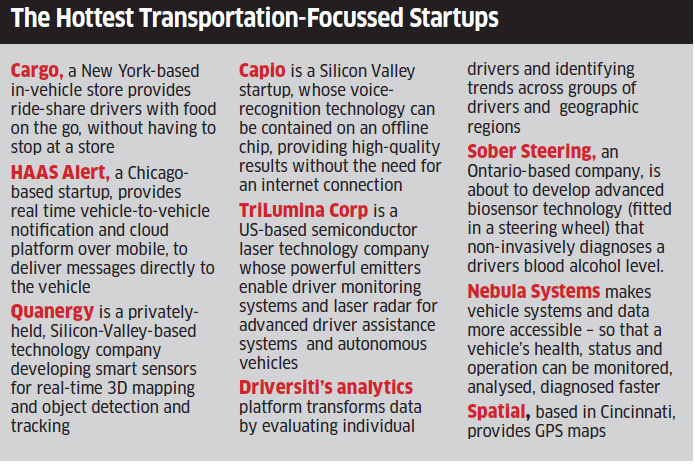 Auto Companies Turn To Startups For Better Ideas Times Of India
