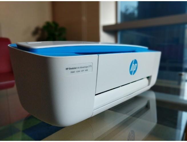 מודרני HP: HP DeskJet Ink Advantage 3775 All-in-One review: Makes for a UI-41