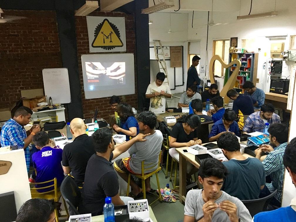 Workshop in progress(1)