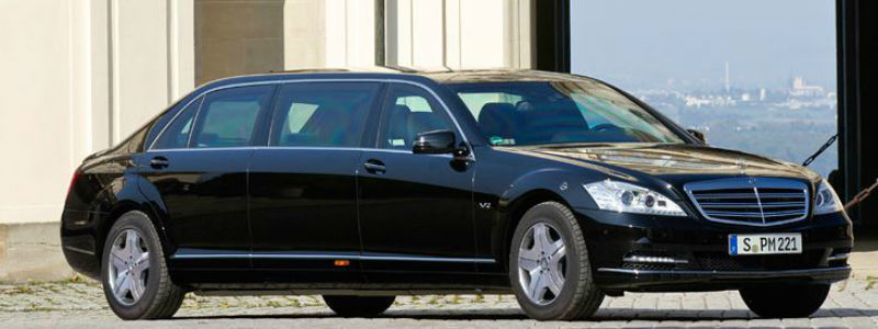 Mercedes Benz S600 Pullman Guard_mercedes-benx