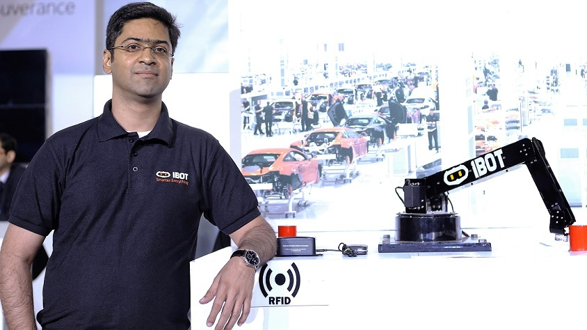 iBot Control Systems and Smart Machines