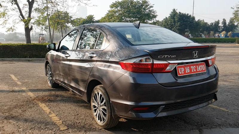 Honda City 2017 Fresh Looks New Features Make A Resounding