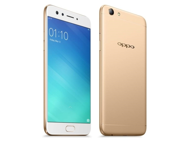 Oppo F3 with Dual Selfie Cameras Launched at Rs 19,990